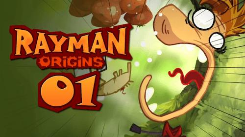 Rayman Origins 1.0.1
