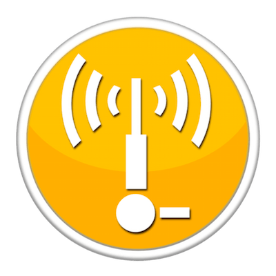 WiFi Explorer 2.3.1 - View WiFi networks