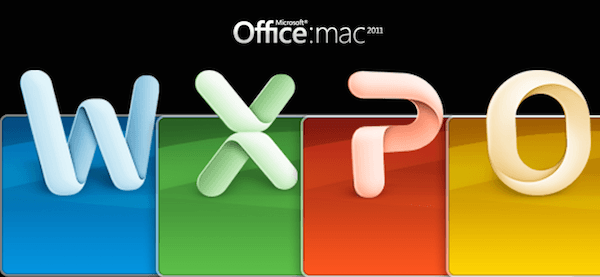Microsoft Office for Mac 2011 v14.5.0 SP4