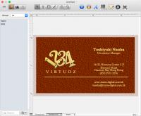 Business Card Composer 5.2