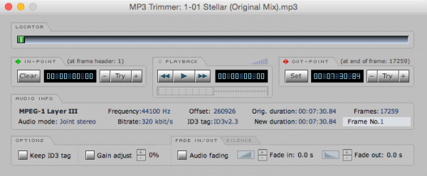 Mp3 Trimmer 3.0