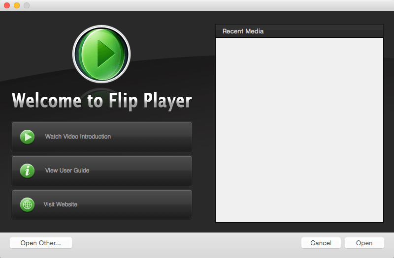 flip for mac studio pro hd