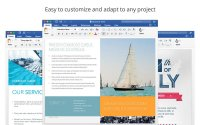 Set for MS Word 2.0
