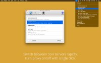 SSH Proxy 15.07