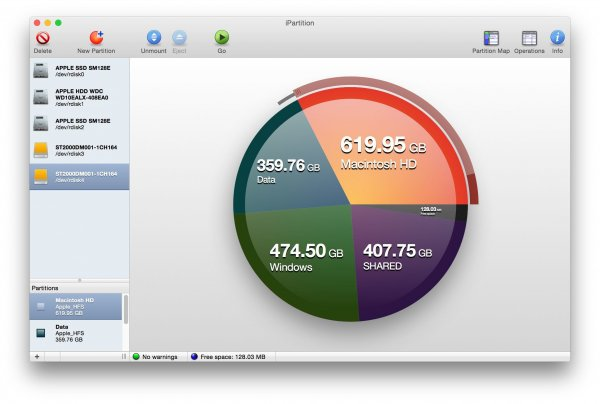 iPartition 3.4.5