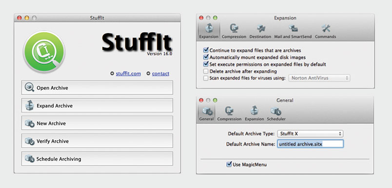 SmithMicro Stuffit Deluxe 15 64 bit