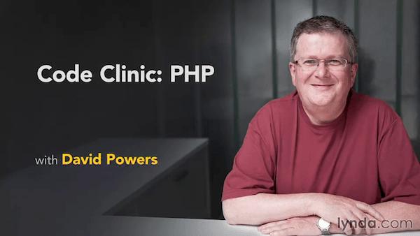 Lynda.com - Code Clinic: PHP