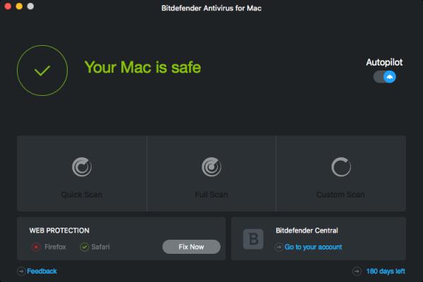 Bitdefender 2016 v4.1.2 for Mac