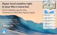Forecast Bar 2.8.2