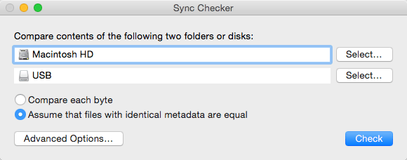 Sync Checker 2.11