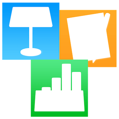 Suite for iWork: Themes for Keynote, Templates for Pages and Numbers 9.1