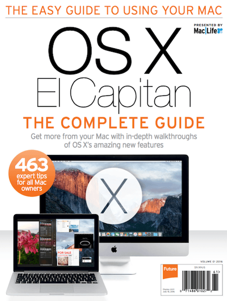 Mac Life USA Specials – Volume 1, 2016