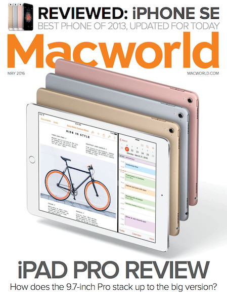 Macworld USA – May 2016