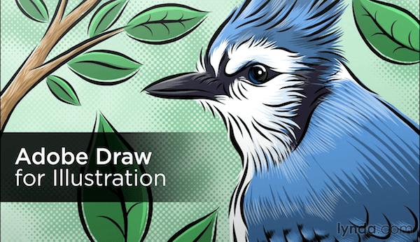 Lynda.com - Adobe Draw for Illustration