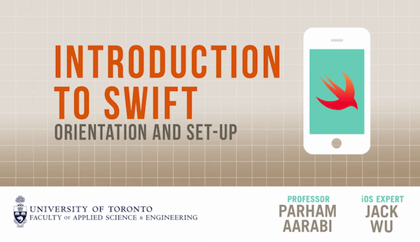 Coursera - Introduction to Swift Programming