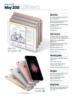 Macworld USA – May 2016