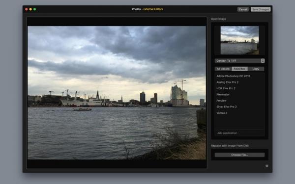 External Editors For Photos 1.1