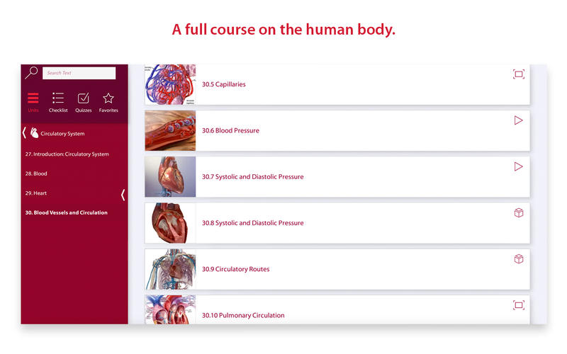 Anatomy & Physiology 3.0.17 download | Mac OS