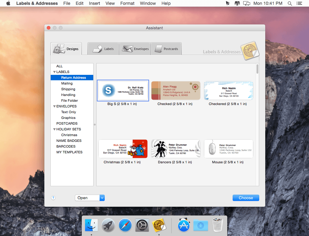Buy Belight Software Labels And Addresses Mac