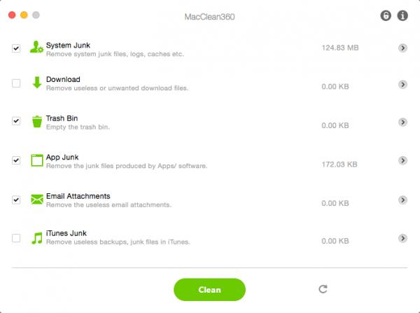 MacClean360 v2.0.0