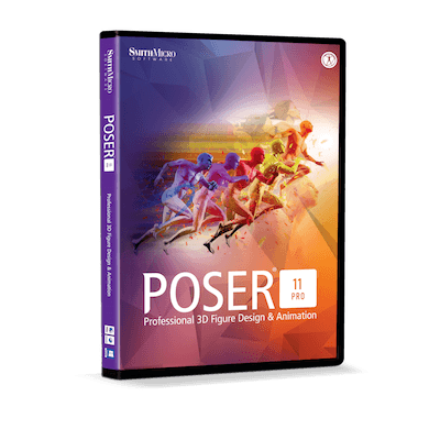Poser Pro 11.0.4