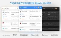 """Boxy: email client for """"Inbox by Gmail"""" 1.2"""