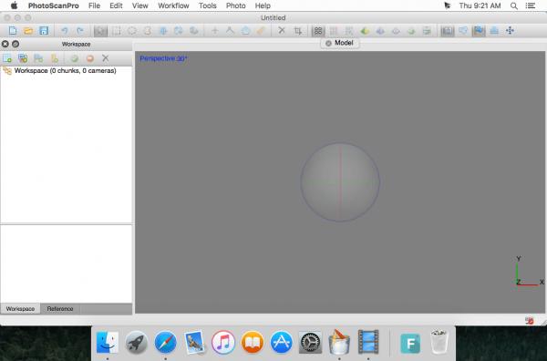 Agisoft PhotoScan Pro 1.2.7