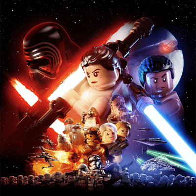 LEGO® STAR WARS™: The Force Awakens (2016)
