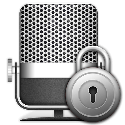 Microphone Lock 1.4