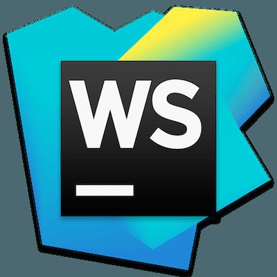 WebStorm 2017.1 for Mac