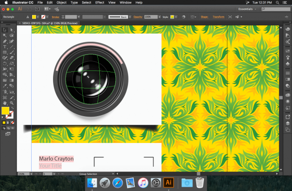 Adobe Illustrator CC 2017 v21.0.0 for Mac