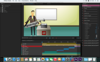 Adobe After Effects CC 2015.3 13.8.1 for Mac