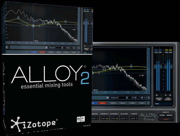 iZotope Alloy 2 v2.04
