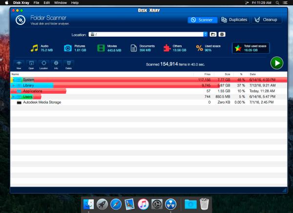 Disk Xray 2.4