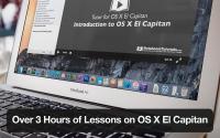 Tutor for OS X El Capitan 10.11