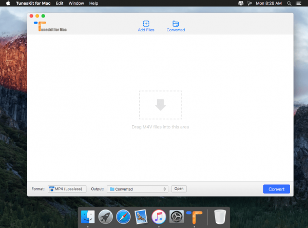 TunesKit for Mac 3.2.0