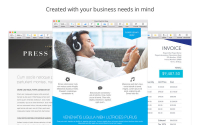 Business Mix for Pages 3.0.2
