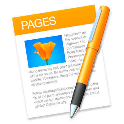 Apple Pages 6.0.5