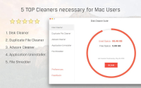 Disk Cleaner Suite 2.2