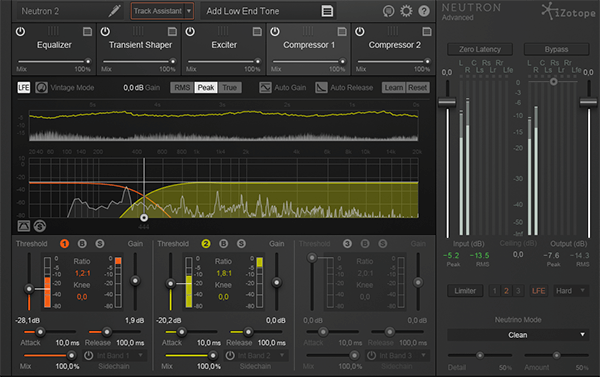 iZotope Neutron Advanced v1.00