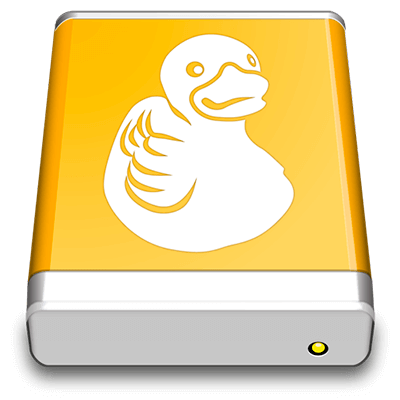 Mountain Duck 1.9.9