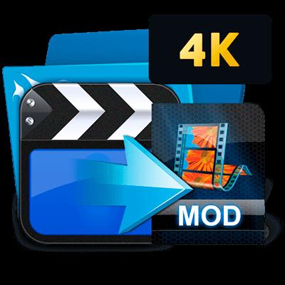 AnyMP4 MOD Converter v6.2.25