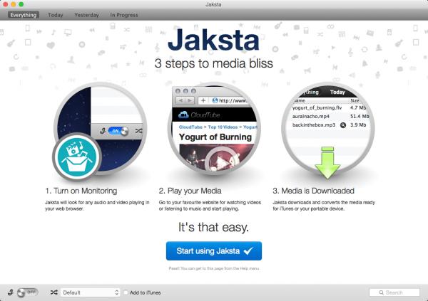 Jaksta Media Recorder 1.5.0 for Mac