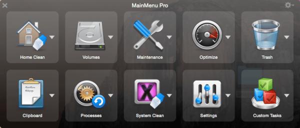 MainMenu Pro 3.5.0