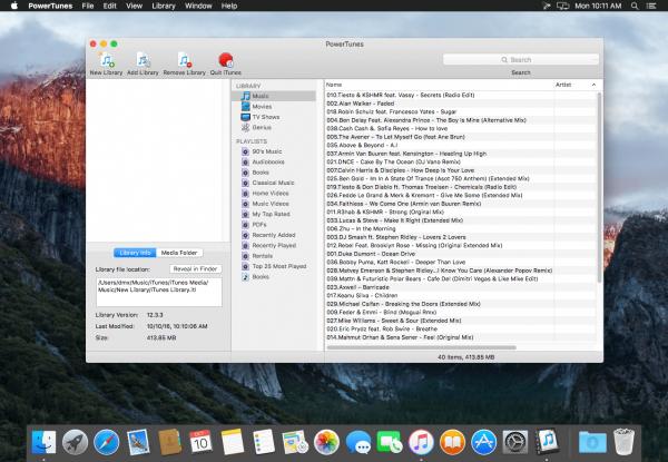 PowerTunes 1.3.4