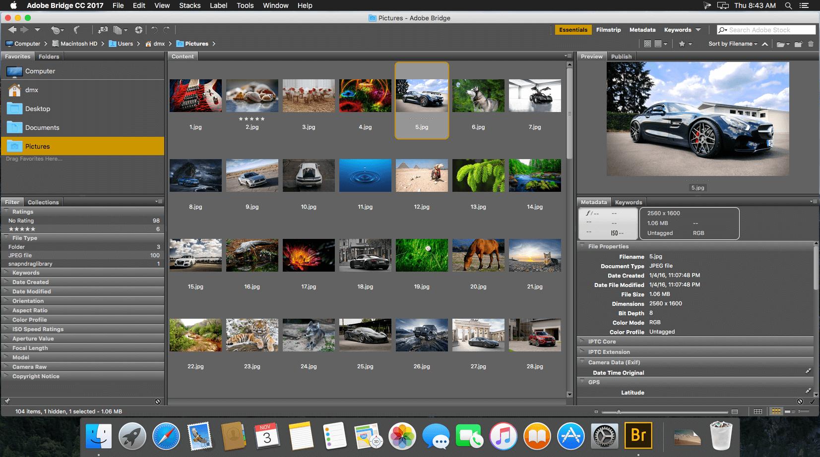 Image result for Adobe_Bridge_CC_2017.