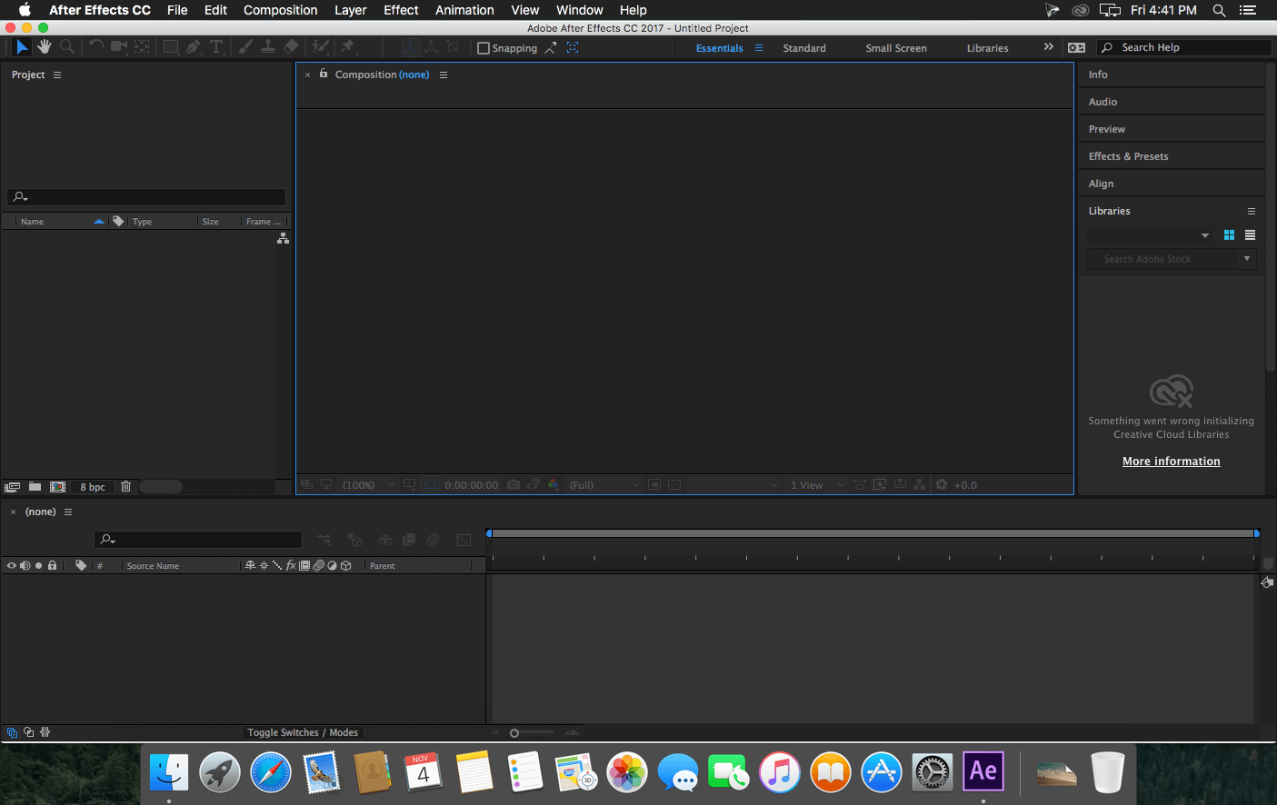 Adobe After Effects Cc 2017 V14 2 1 34 Download Macos