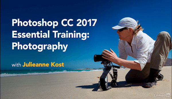 Photoshop CC 2017 Essential Training Photography