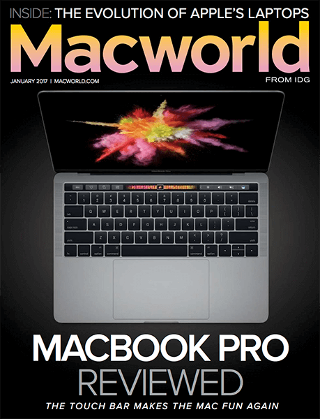 Macworld USA - January 2017
