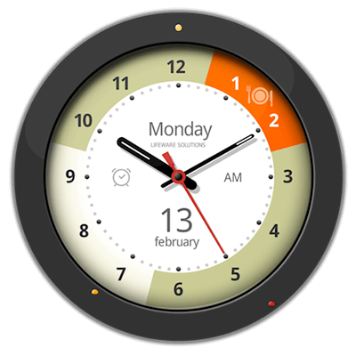 Alarm Clock Gadget Plus - Clock with Alarm and Calendar v1.9